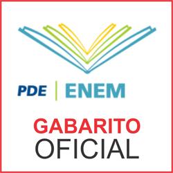 Gabarito do Enem 2011 oficial é divulgado pelo Inep