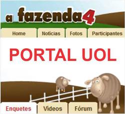 Enquete Fazenda 7 Uol