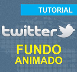 Background animado Twitter
