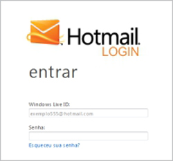 Login email Hotmail