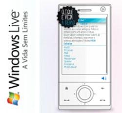 Live Messenger (MSN) para celular
