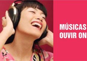 Músicas para ouvir online