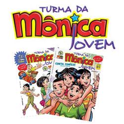 Site Turma Mônica Jovem