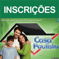 Inscrever Casa Paulista