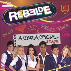 Livro Rebelde – Obra Oficial Brasil