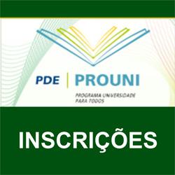 Prouni 2012 – Inscrições abertas