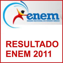 Resultado do Enem 2011
