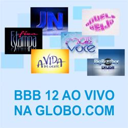 BBB 15 Ao vivo Globo