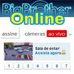 BBB15 online ao vivo