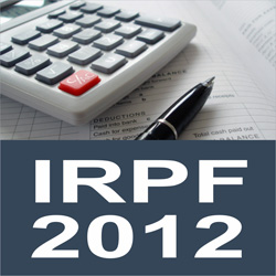 Programa do Imposto de Renda (IRPF) 2012 para download