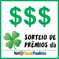 Sorteios Nota Fiscal Paulista