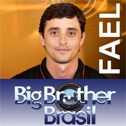 Fael é o ganhador do BBB12