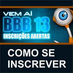 Inscrições BBB16 regionais