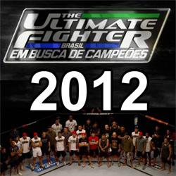 Site TUF 2012 – The Ultimate Fighter Brasil