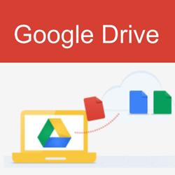 Google Drive criar conta