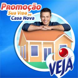 Promoção Veja - Sua Vida de Casa Nova