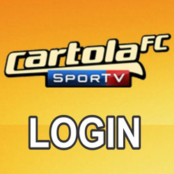 Login Cartola FC 2013