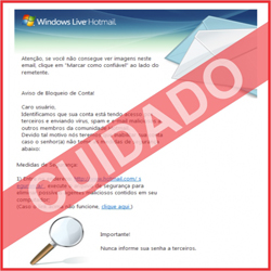 Cancelamento do Hotmail