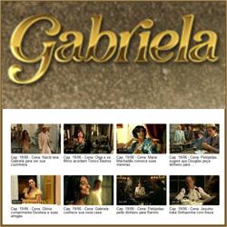 capítulos Gabriela online