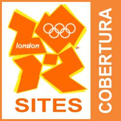 Site Olimpíadas 2012