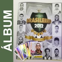 Álbum de figurinhas do Campeonato Brasileiro 2012