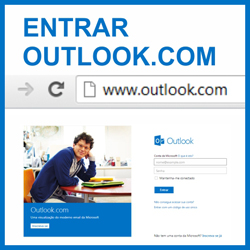 Outlook.com – Entrar