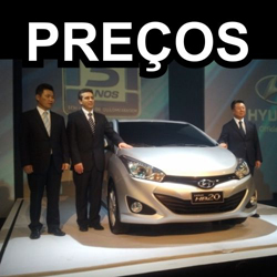 Preço HB20 Hyundai
