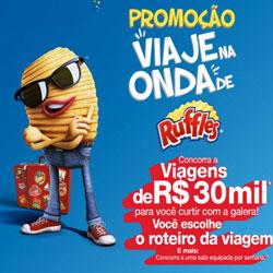 Promoção Ruffles – Viaje na onda de Ruffles