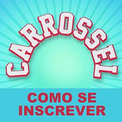inscrever Carrossel 2013