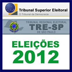 TSE e TRE – Eleições 2012