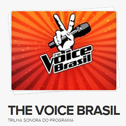 Músicas da Trilha Sonora The Voice Brasil