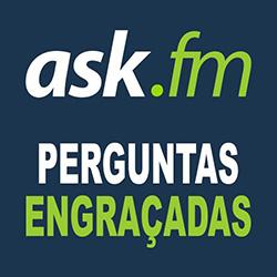 Perguntas engraçadas para Ask.fm