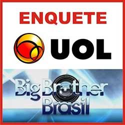 BBB15 – Enquete e votação no UOL