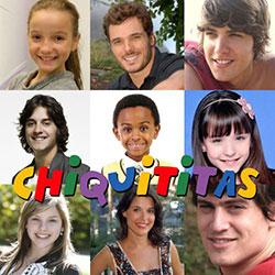 Confira alguns nomes do elenco de Chiquititas 2013 confirmados