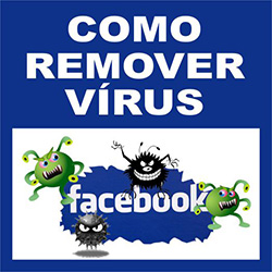 Remover vírus do Facebook