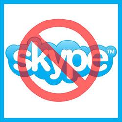 Skype Bloqueado – Como entrar na Faculdade, Trabalho e Escola