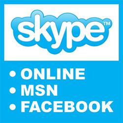 Entrar no Skype – Online, MSN Messenger e Facebook