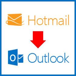 Hotmail.com.br agora é Outlook.com