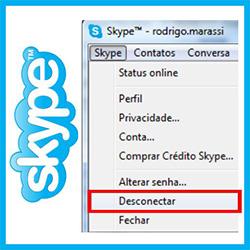 Sair Skype