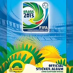 Álbum de figurinhas Copa das Confederações FIFA 2013 Panini – Comprar