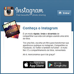 Instagram no PC – Entrar online no perfil pela internet