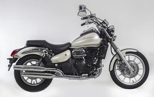 Moto Dafra Horizon