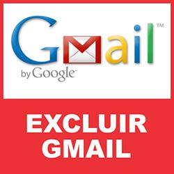 Gmail - Excluir conta de email