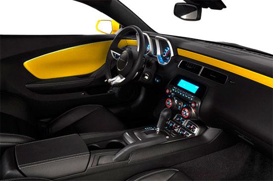 Camaro 2014 Foto interna