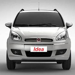 Novo Fiat Idea 2014