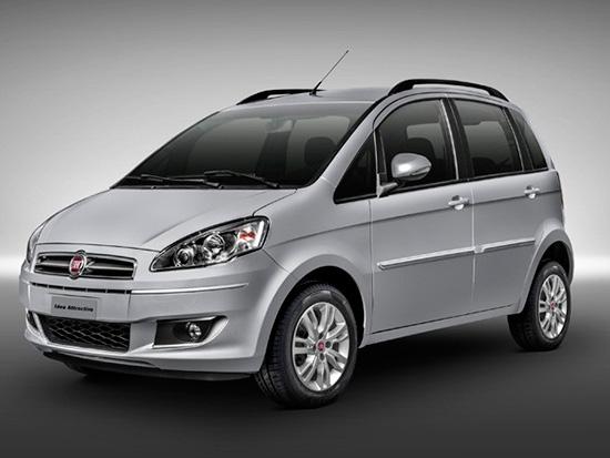 Foto Fiat Idea 2014
