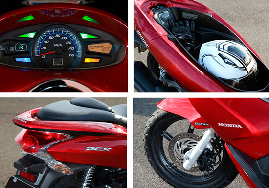 Preço Honda PCX 150