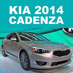Cadenza 2014 da Kia chega neste mês