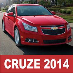 Novo Chevrolet Cruze 2014