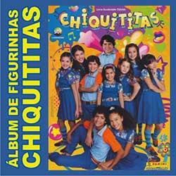 Álbum Figurinhas Chiquititas 2013 - www.albumchiquititas.com.br